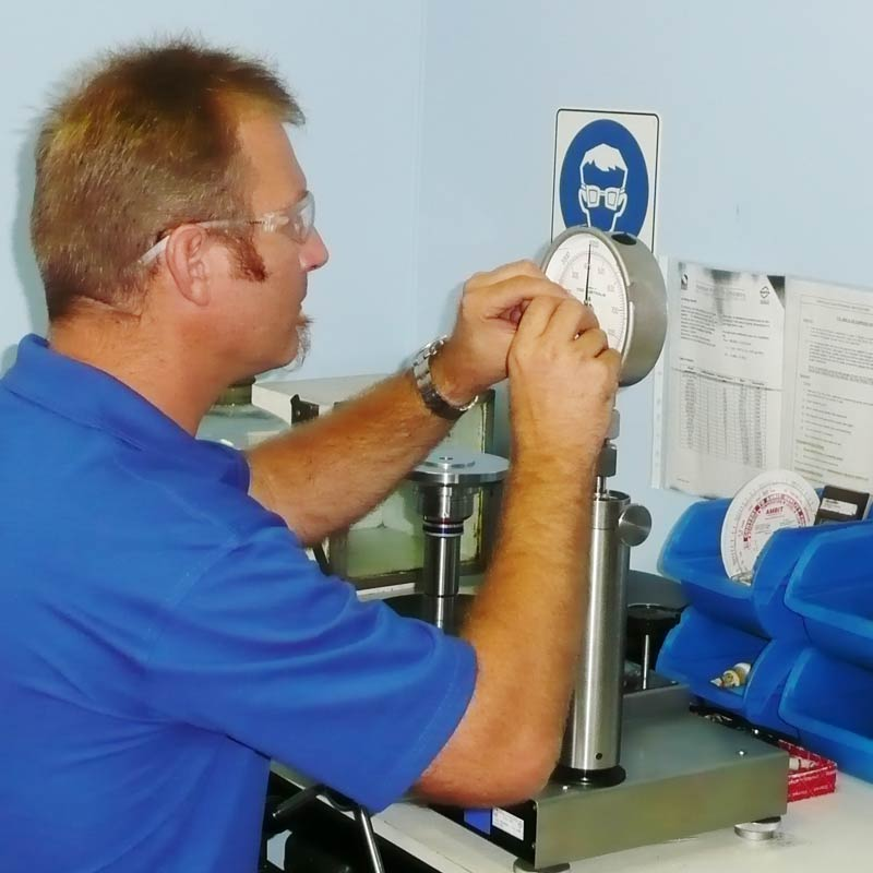 Calibration of Industrial Precision Instruments